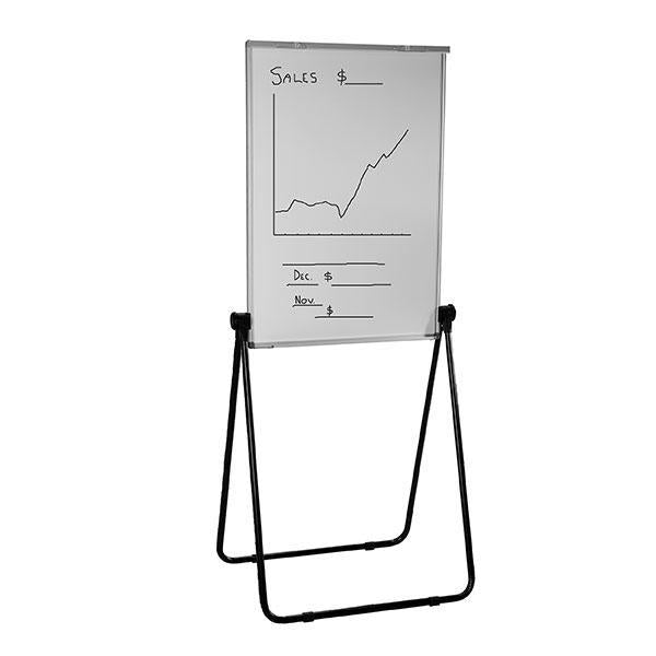 ACCO Magnetic Flipchart Board 700mm x 1000mm