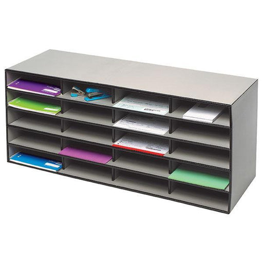 ACCO Marbig Literature Sorter - 20 Compartments