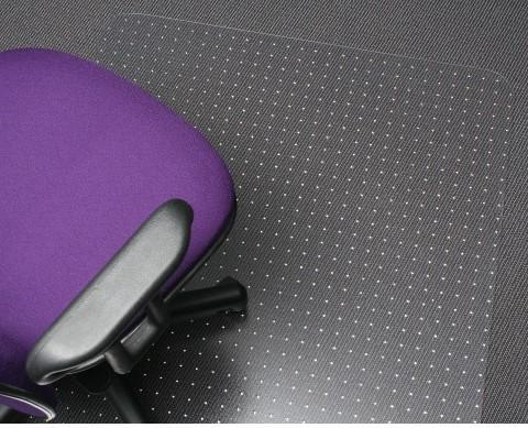 ACCO Marbig Polycarbonate Any Thickness Carpet Chairmat 900 x 1200mm