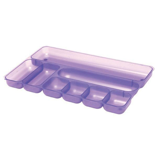 ACCO Metro Desk Drawer Organiser - Grape