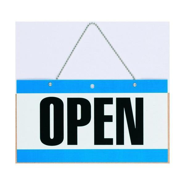 ACCO Open / Close Sign 275 x 150mm