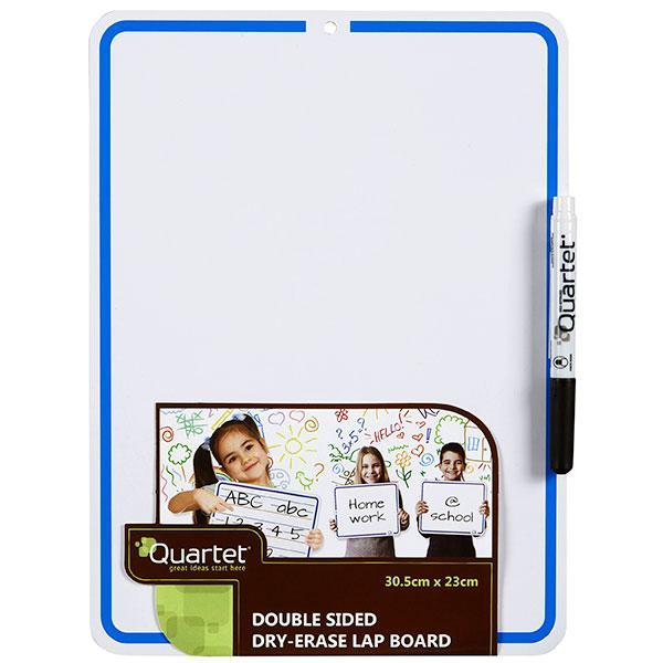 ACCO Quartet Whiteboard Double sided 230 x 305mm