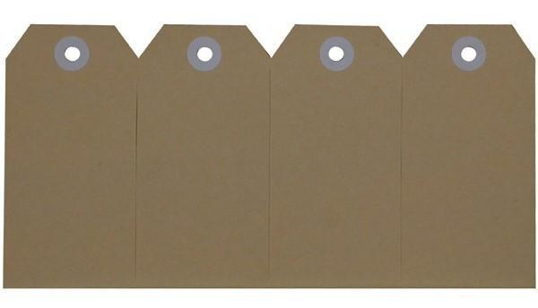 ACCO Shipping Tags No.4 - 108 x 54mm