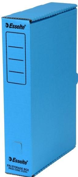 ACCO Storage Box Blue - Esselte