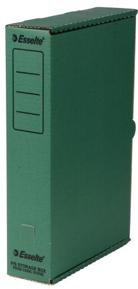 ACCO Storage Box Green - Esselte