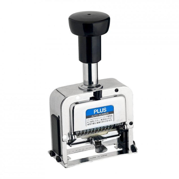 Acme Plus Brand Numbering Machine - 11 Wheels