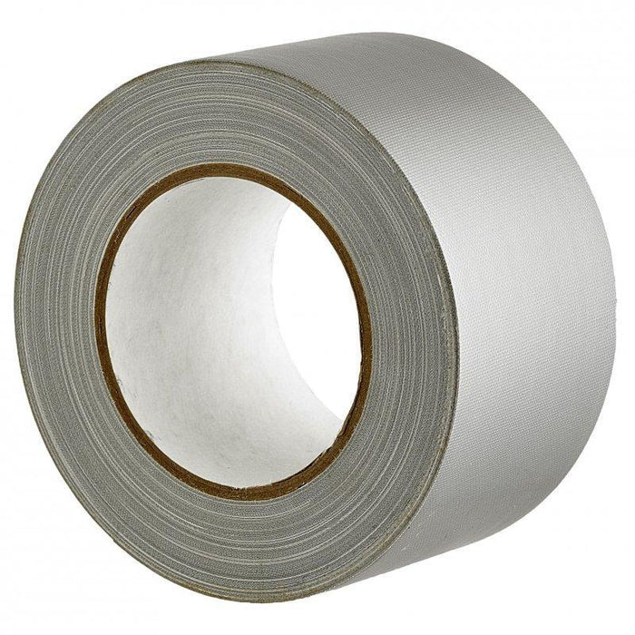 Acme Sellotape Silver Cloth Tape 72mm x 30mt