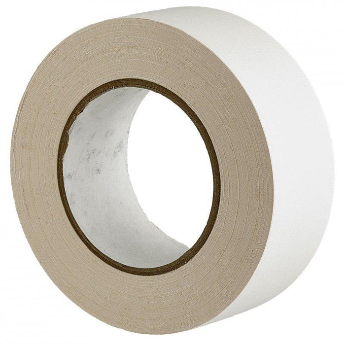 Acme Sellotape White Cloth Tape 48mm x 30mt