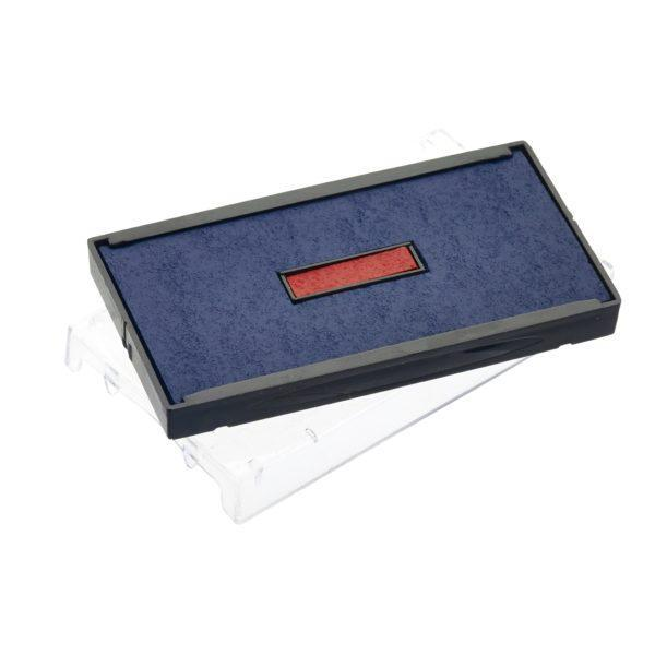 Acme Trodat 4931 Stamp Pad Blue/Red