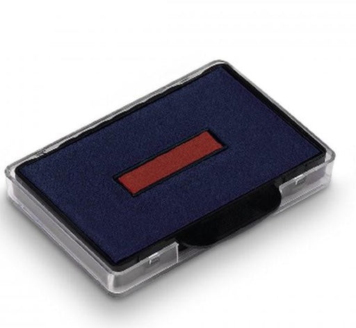 Acme Trodat T56 Stamp Pad Red/Blue Colour