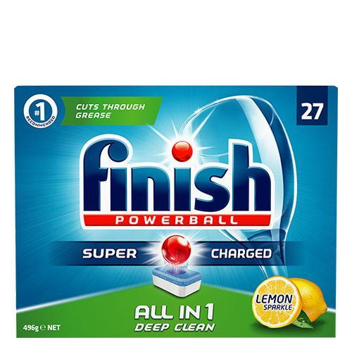 Countdown Finish Dishwasher Tablets 27's Pack