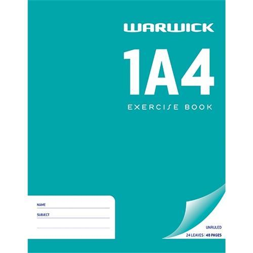 Croxley 1A4 Warwick Exercise Book