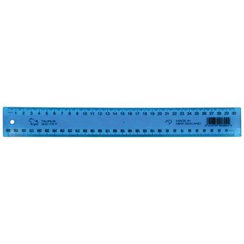 Croxley 300mm Tinted Plastic Ruler
