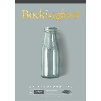 Croxley Bockingford A2 Watercolour Pad - 300gsm