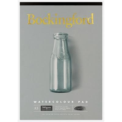 Croxley Bockingford A3 Watercolour Pad - 300gsm
