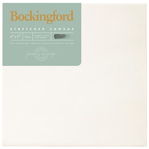"Croxley Bockingford Stretched Canvas 6"" x 6"""