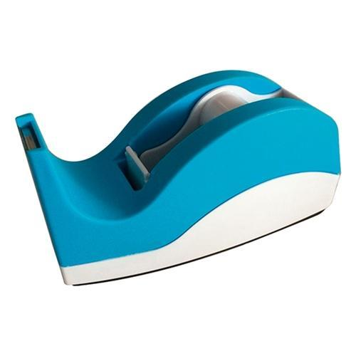 Croxley Dixon Tape Dispenser - Small - Blue & White