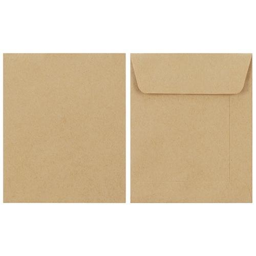 Croxley E3 Manilla Wage Envelopes Peel & Seal Pockets