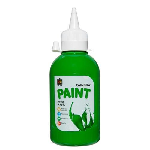 Croxley EC Acrylic Paint 250ml - Leaf Green