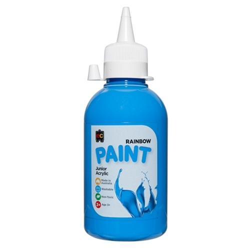 Croxley EC Acrylic Paint 250ml - Sky Blue