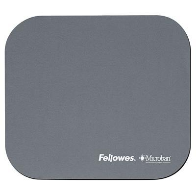 Croxley Fellowes Mouse Pad - Silver