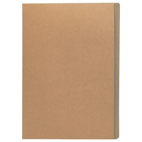 Croxley FM A4 Kraft Manilla File Folder 100's