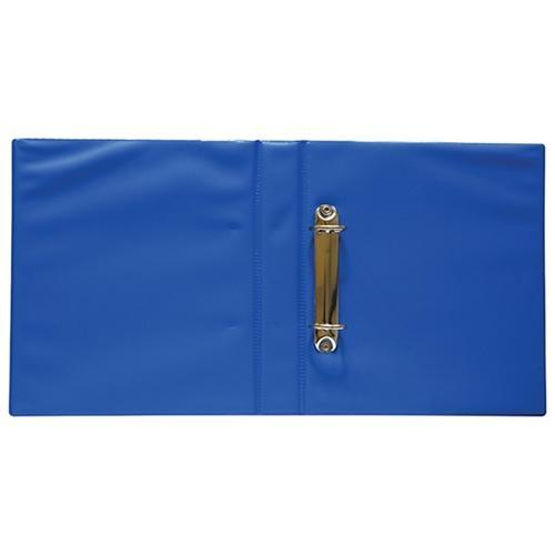 Croxley FM A5 PVC Ring Binder 2/26 Blue