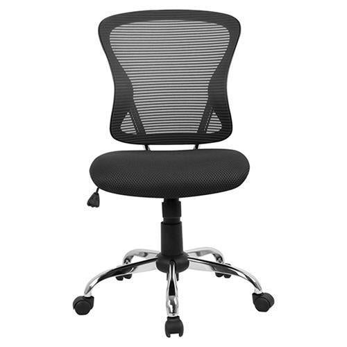 ae4785178a8 Mesh Midb Back Office Chair - Black — Discount Office