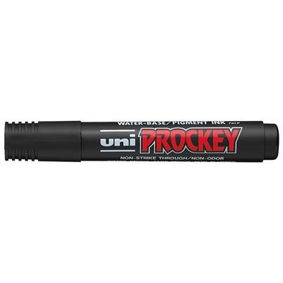 Croxley Prockey Permanent Marker Chisel Tip Black