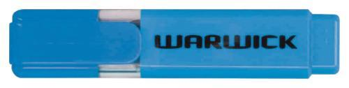 Croxley Warwick Highlighter Stubby - Blue