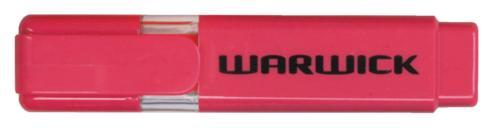 Croxley Warwick Highlighter Stubby - Pink