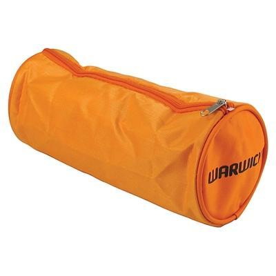Croxley Warwick Pencil Case Barrel - Fluoro Orange