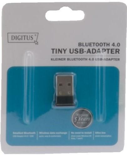 Dove Digitus Bluetooth 4.0 Mini USB Adapter