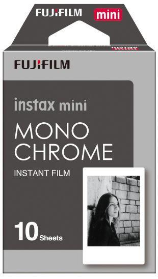 Dove Fujifilm Instax Mini Film 10 Pack Monochrome