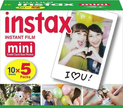 Dove Fujifilm Instax Mini Film 50 Pack