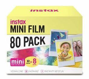 Dove Fujifilm Instax Mini Film 80 Pack Limited Edition