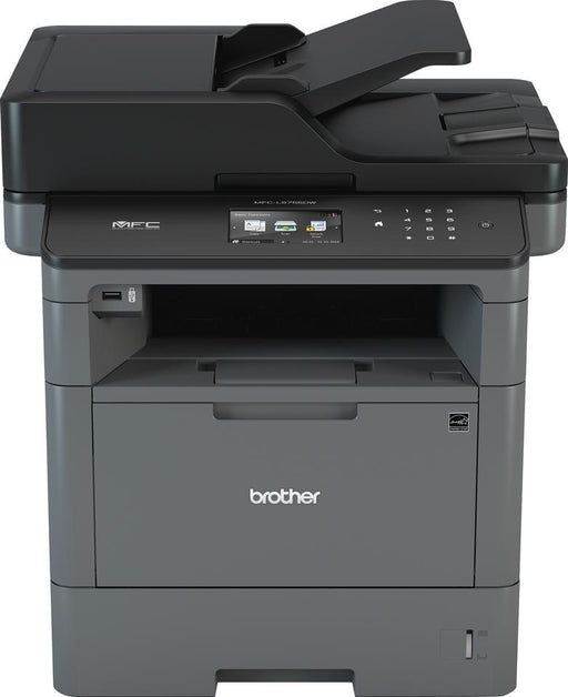 Dynamic Brother MFCL5755DW Black & White Laser Multifunction Printer