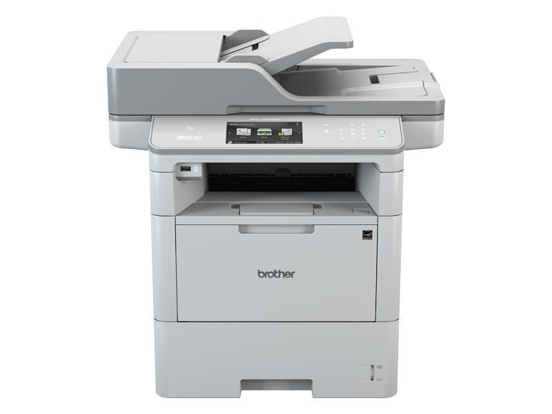 Dynamic Brother MFCL6900DW A4 Black & White Laser All In One