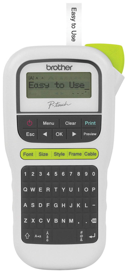 Dynamic Brother PTH110 / PTH 110 PTouch Label Maker / Label Printer