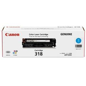 Dynamic Canon 318 / Cart318C Cyan Genuine Toner