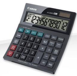 Dynamic Canon AS220RTS Compact Calculator