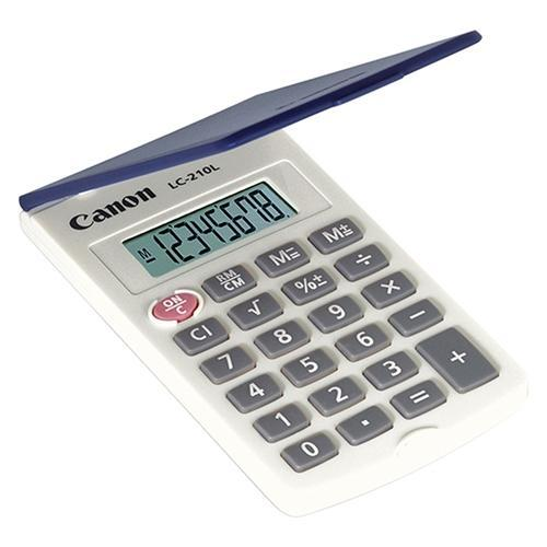 Dynamic/Croxley Canon LC210L Pocket Calculator