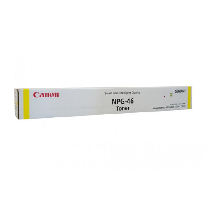 Dynamic Default Title Canon TG46 - GPR31 Yellow Genuine Toner