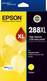 Dynamic Default Title Epson 288XL Yellow DuraBrite Ultra Original Cartridge
