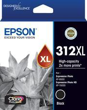 Epson 312XL Claria Photo HD Black Original Cartridge