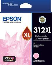 Dynamic Default Title Epson 312XL Claria Photo HD Light Magenta Original Cartridge