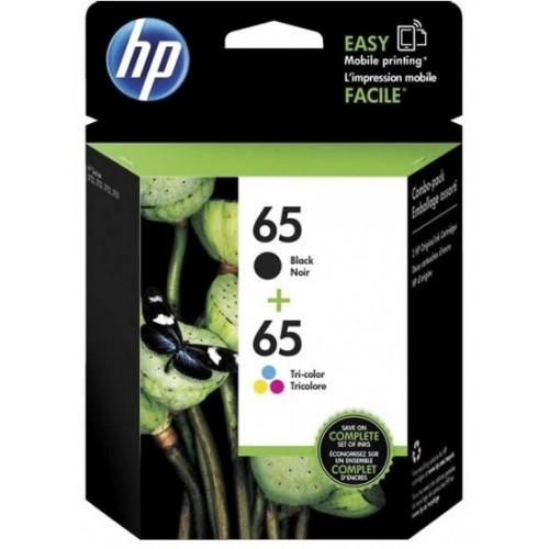 Dynamic Default Title HP 65 / 3JB07AA Black + Colour Original Cartridge