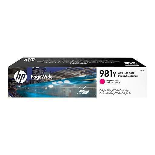 Dynamic Default Title HP 981 / HP981Y LOR14A Extra High Magenta Original Ink Cartridge