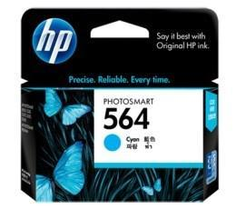 Dynamic HP 564 / CB318WA Cyan Original Cartridge