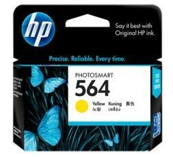 Dynamic HP 564 / CB320WA Yellow Original Cartridge